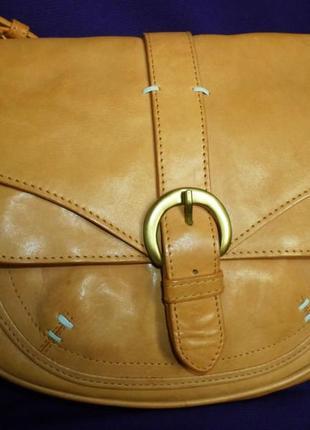 Стильная сумка кроссбоди натуральная кожа radley