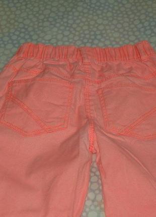 Узкие джинсы 10-11 лет5