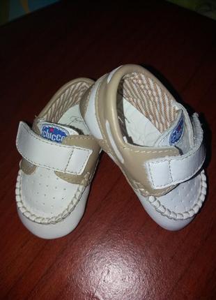 Дитячі кросівки  chicco 18розмір