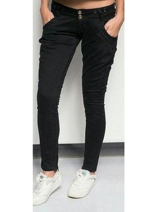Стильные джинсы галифе mardoc  с подтяжками, мой пролет, р. 26