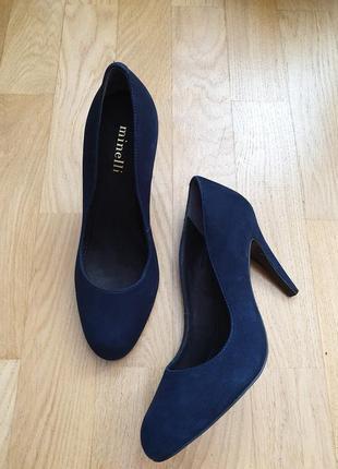 Изумительные туфли из нубука