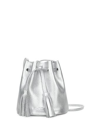 Хит сезона: сумка-ведро! натуральная кожа.