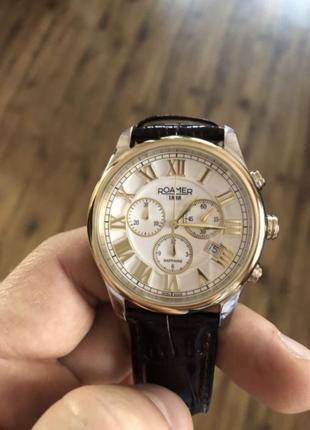 Мужские часы roamer оригинал1 фото