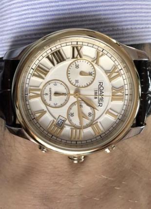 Мужские часы roamer оригинал2 фото