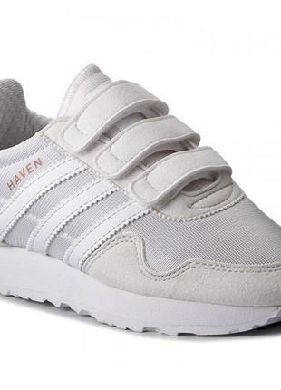 Детские кроссовки adidas haven kids артикул cm8035