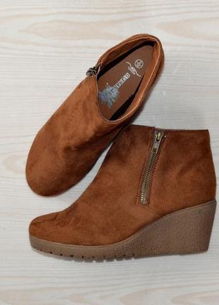 Ботинки женские new look