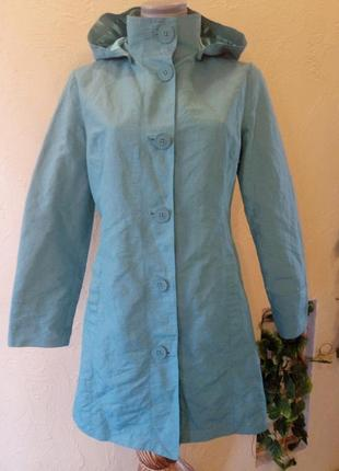 Водонепроницаемая куртка,плащ красивого цвета,44-46 р