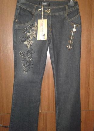 Обалденной красоты джинсы2 фото