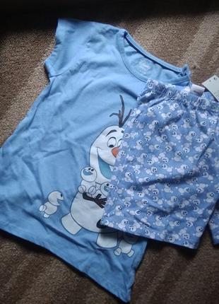 Пижама disney - бельгия.
