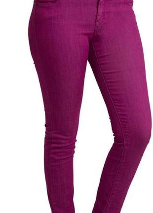 Фирменные джинсы скинни gap