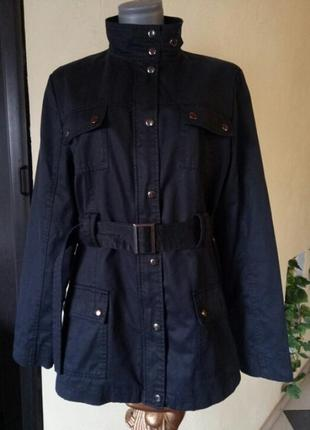 Куртка с пропиткой,состояние новой,батал