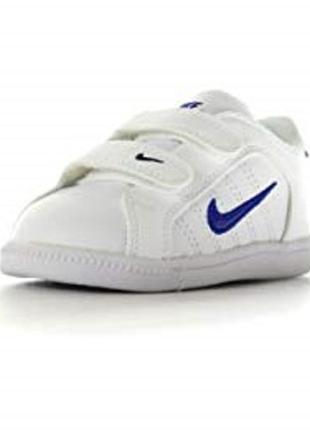 Nike оригинальные кожаные кроссовки 24