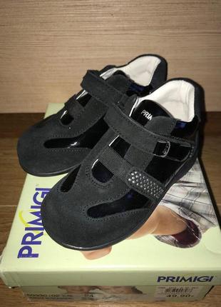 Модные кроссовки primigi, 24 размер
