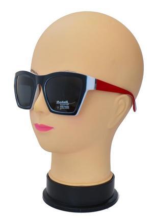 Женские поляризационные солнцезащитные очки 6613