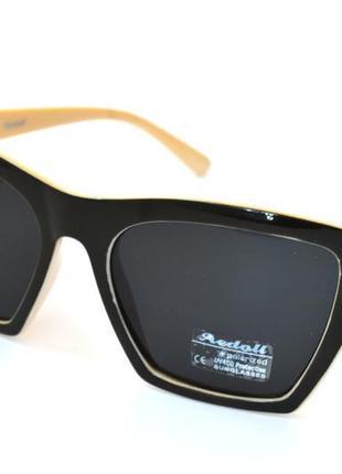 Женские поляризационные солнцезащитные очки 66134 фото