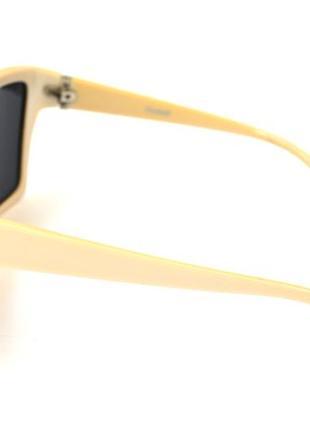 Женские поляризационные солнцезащитные очки 66136 фото