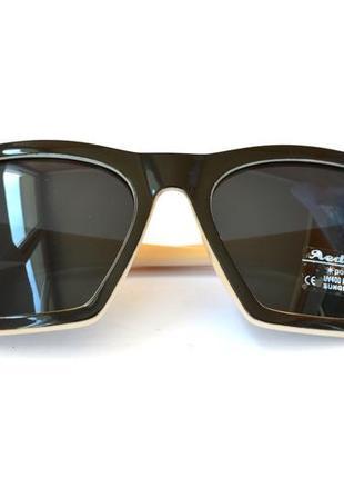 Женские поляризационные солнцезащитные очки 66138 фото