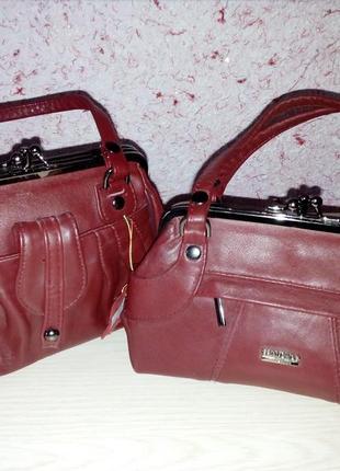 Женские кожаные сумочки welfare