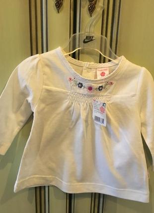Платье на малышку pumpkin patch 6-12 месяцев