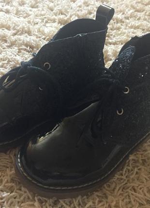 Ботинки  еvi2 фото