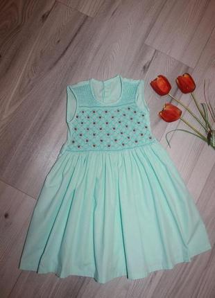 Платье grazia giachi 4-5л италия