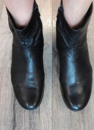 Ботинки gabor   р 40-41