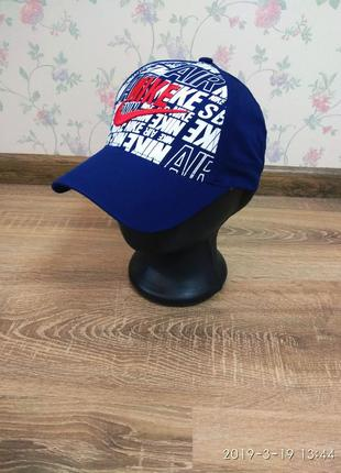 Бейсболка кепка для мальчиков 52-54