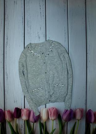 Красивый нарядный свитер i ❤ next