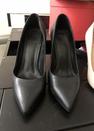 Кожаные туфли  vitto rossi