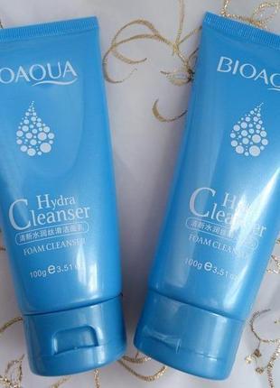 Средство для умывания bioaqua hydra cleanser
