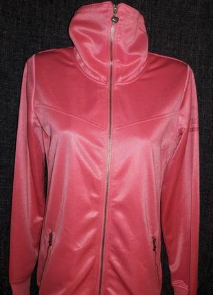 Олимпийка от спортивного бренда everlast,спортивная кофта на молнии с карманами