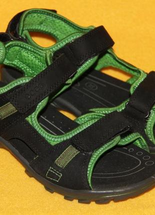 Босоножки, сандалии ecco р.32 стелька 20,5 см
