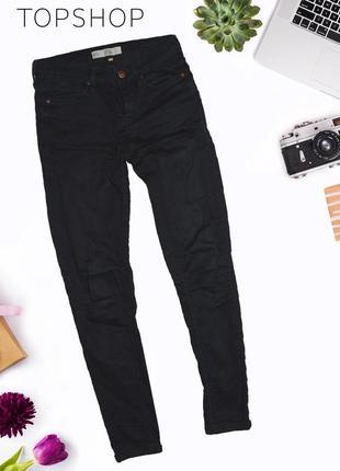 Узкие джинсы skinny topshop