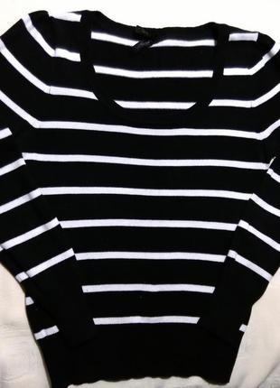 Джемпер свитер из тонкого трикотажа