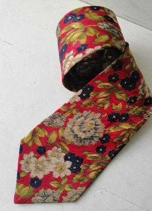 Burberry's шёлковый галстук