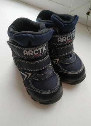 Термо ботинки dei-tex