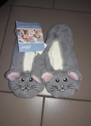 Тапочки-мышки