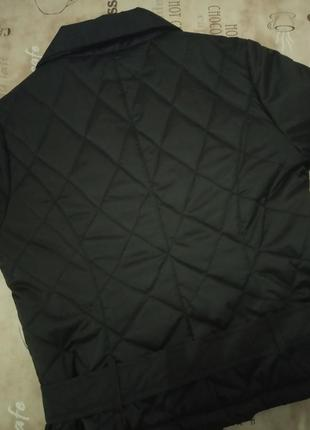 Фирменная модная куртка короткая новая4 фото