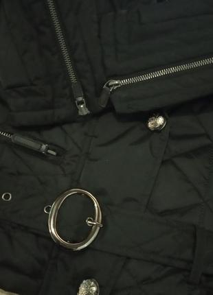 Фирменная модная куртка короткая новая5 фото