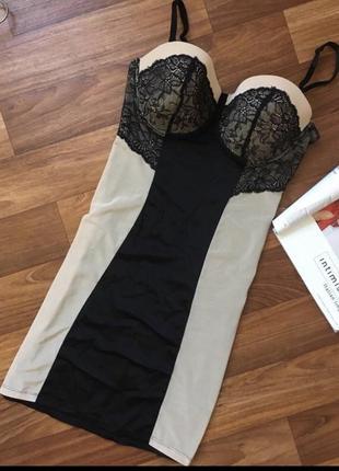 Сексуальное платье ночнушка большого размера