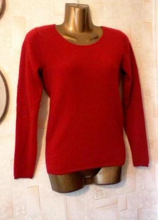 Кашемировый свитер джемпер от maddison, разм.42