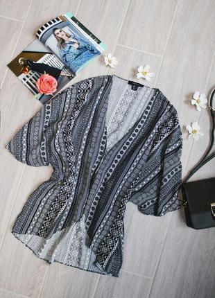 Модна накидка/блуза/блузка/кофта от бренда atmosphere