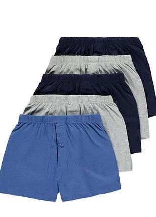 Труси шортики, боксерки, 13-14 років, george, англія / трусы, белье, білизна