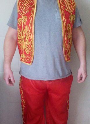 Национальный турецкий костюм  мужской л