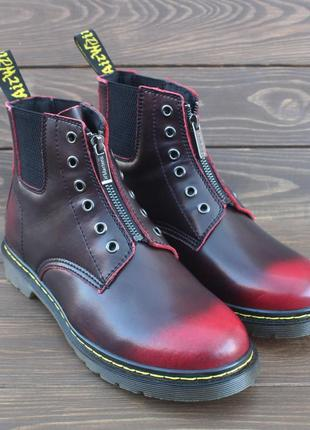 Крутые ботинки унисекс dr. martens