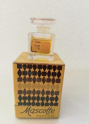 Винтажные арабские духи mascotte каирского парфюмерного дома parfico