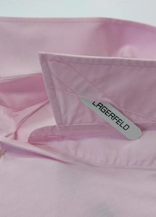 Приталенная рубашка lagerfeld (оригинал)