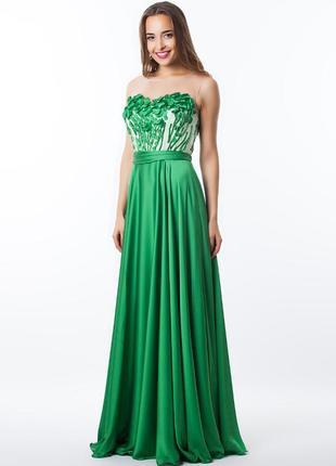 Экслюзивное выпускное, вечернее платье