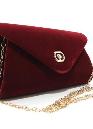 b1219e5009f8 Кошелек женский кожзам магнитное закрытие красный, цена - 420 грн ...
