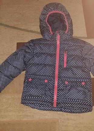 Куртка нм 3-4 года
